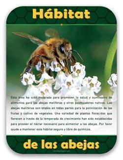 Habitat Honey Bee Sign Wildlife